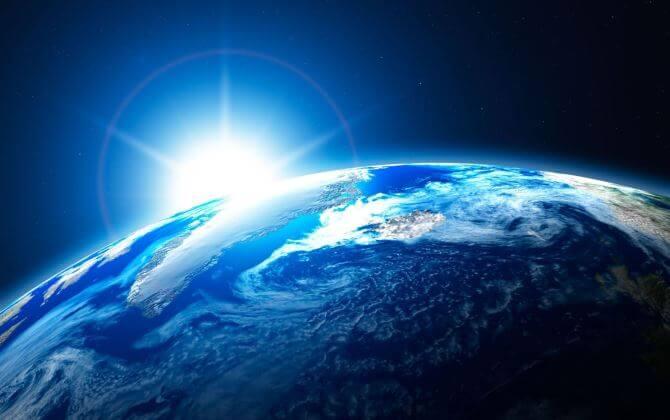 картинки планета земля из космоса