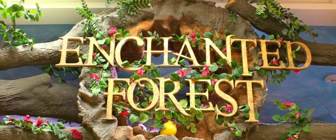 4-D Ride. Oregon's Enchanted Forest